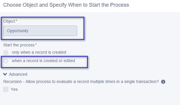 Process Evaluation Criteria